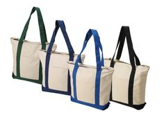 Set sail towards promotional success with this handy tote! Made of 100%, this 12…