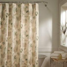 Charlton Home Crawfordsland Shower Curtain & Reviews   Wayfair