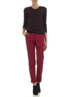 Pantalon Chino Newman pour femme