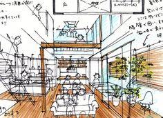 けいかく中 - capa – - 名古屋市の住宅設計事務所 フィールド平野一級建築士事務所