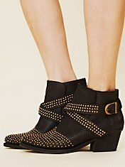 Dodge City Ankle Boot