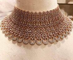 Swarovski Jewelry – Page 2 – FashionVibes Antique Jewellery Designs, Fancy Jewellery, Gold Jewellery Design, Trendy Jewelry, Indian Gold Jewellery, Pakistani Jewelry, Punk Jewelry, Jewelry Designer, Diamond Jewellery