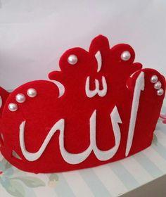 Kuran tacı Koran, Eid Crafts, Crafts For Kids, Islam For Kids, Kindergarten Activities, Activities For Kids, Islamic Art, School Projects, Projects To Try