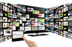 Aunque pueda parecer  una técnica moderna se lleva usando desde los primeros años de la historia del cine.  Aún así, ha experimentado un auge a partir de Internet porque facilita la labor de difusión y acceso a los contenidos audiovisuales gracias a la aparición de portales gratuitos para compartir vídeos como YouTube, Vimeo y otros