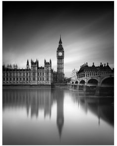 Vulture Labs black and white long exposure photography workshop, London. Learn to shoot and post process black and white long exposure fine art photography Black And White Couples, Black And White City, Black And White Landscape, Black And White Portraits, Black And White Pictures, Black And White Photography, Photography Essentials, Exposure Photography, London Photography
