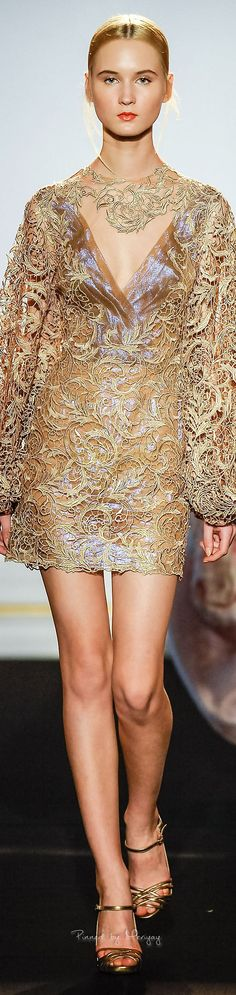 Dany Atrache Spring-summer 2015 - Couture.