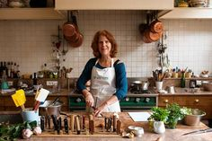 Cooking teacher and author Susan Hermann Loomis shares old-fashioned recipes remarkably well suited to the pace of modern life.
