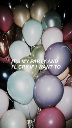 Pity Party - Melanie Martinez