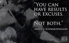 Arnold schwarzenegger Success quote