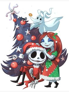 Nightmare Before Christmas Wallpaper, Nightmare Before Christmas Decorations, Nightmare Before Christmas Halloween, Halloween Decorations, Halloween Prop, Disney Merry Christmas, Christmas Art, Christmas Projects, Xmas