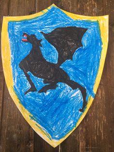 Kindergarten coat of arms