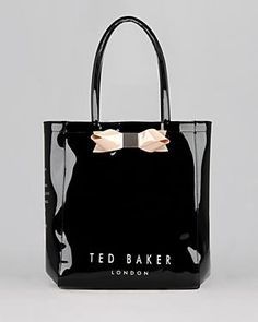69902b6538562 Ted Baker Tote - Larcon Bow Shopper Handbags - Bloomingdale s