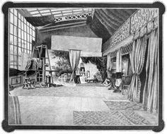 Das Photografische Atelier von Victor Angerer 1875 Wiener Salonblatt