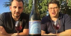 """Very honored to share this stellar review by the Wine Weirdos. Our 2012 Syrah, Bien Nacido Vineyard, """"X-Block"""" is the perfect wine to toast the holidays. #Bestof2016 #winetasting #wineoclock #bonnydoonvineyard"""