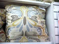 Throw Pillows for Couch, Bed Bath Beyond $30