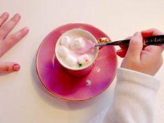 Pink Hot Chocolate by Barbara Beery Kids Cooking