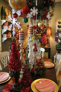 Savvy Seasons by Liz: Holiday Accessorizing