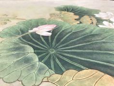 [민화]공필화 연화도 연꽃바림 연잎바림 팝페인터 피오니그림방 : 네이버 블로그 Plant Leaves, Paintings, Plants, Design, Paint, Painting Art, Plant, Painting