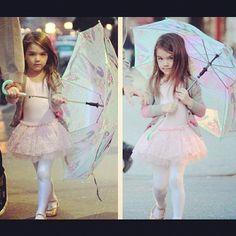 Boa segunda-feira chuvosa pra todas as Pretty Ballerinas ;-) #prettyballerinas #prettyballerinasbrasil