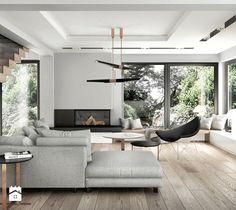 Aranżacje wnętrz - Schody: dom pod Krakowem 250m2 - Schody, styl nowoczesny - MaNaZa. Przeglądaj, dodawaj i zapisuj najlepsze zdjęcia, pomysły i inspiracje designerskie. W bazie mamy już prawie milion fotografii!