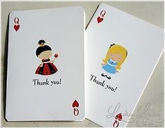 Perfect Alice in Wonderland Thank You Notes Baby Birthday, Birthday Wishes, Thank You Notes, Thank You Cards, Debut Ideas, Party Themes, Party Ideas, Theme Parties, Fine Stationery