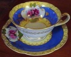 Japanese china teacups   Wanted: Chugai China Japan hand painted tea cup and saucer for sale in ...