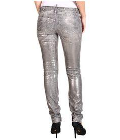 Dsquared2 S73la0033 S30260 - Blugi - Imbracaminte - Femei - Magazin Online Imbracaminte Blue Jeans, Women's Jeans, Dsquared2, Parachute Pants, Cool Style, Leather Pants, Pickup Lines, Amazing Things, Astronaut