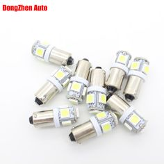 Dongzhen 24v LED T11 BA9S T4W H6W Car Xenon White 5050 5 Led Light Indicator License Plate Map Dome Packing Car Styling 10pcs -  Get free shipping. This Online shop provide the information of finest and low cost which integrated super save shipping for Dongzhen 24v LED T11 BA9S T4W H6W Car Xenon White 5050 5 Led Light Indicator License Plate Map Dome Packing Car Styling 10pcs or any product promotions.  I think you are very lucky To be Get Dongzhen 24v LED T11 BA9S T4W H6W Car Xenon White…