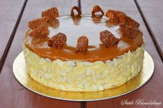 Hungarian Desserts, Hungarian Recipes, Gourmet Recipes, Sweet Recipes, Cookie Recipes, German Cake, Tea Cakes, Sweet And Salty, Cakes And More