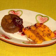 Pudim de Millet  http://www.poetenalinha.pt/novidade-ao-pequeno-almoco-bolinho-de-56763