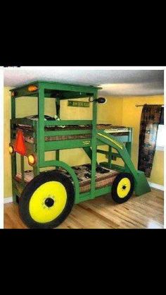 One day my future son will have a John Deere room!!!!
