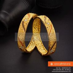 Brilliantly crafted precious gold patli for a precious occasion. Gold Bangles Design, Gold Earrings Designs, Necklace Designs, Jewelry Design, Gold Jewelry Simple, Gold Jewellery, Gold Mangalsutra Designs, Gold Fashion, Jewelry Patterns