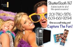 ShutterBooth New Jersey Photo Booth