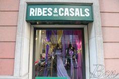 Tienda Ribes&casals Barcelona