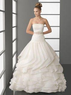 Pour une mariée magnifique !