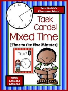 Free time task cards