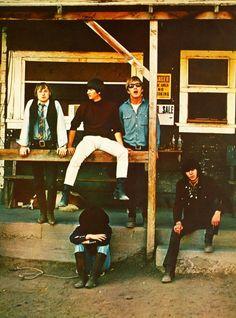 Buffalo Springfield - my favourites!! #forthosewholiketorock