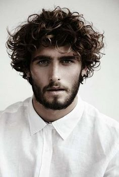 30 Mens Curly Hairstyle Ideas 2018
