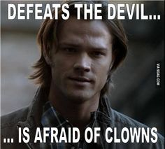 Supernatural logic...