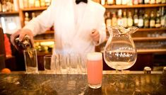 Make These Eight Famous Cocktails From Bars Around the World They might taste sweeter when you know the history behind them Bellini Cocktail, Apple Pucker, Famous Cocktails, Peach Juice, Copper Mugs, Ginger Beer, Craft Cocktails, Bartender, Venice