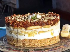 Yami Yami, Cheesecakes, I Foods, Oreo, Biscuits, Recipies, Deserts, Dessert Recipes, Food And Drink