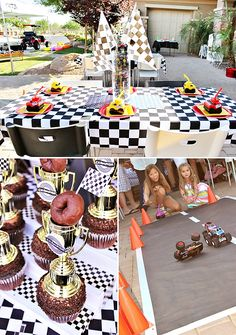 Awesome Monster Jam Truck Party! {Boys Birthday} // Hostess with the Mostess®