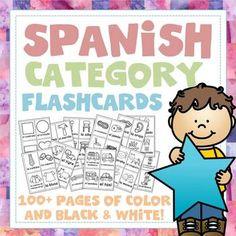 Spanish Category Voc
