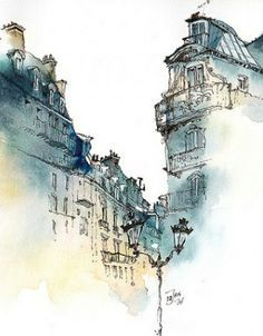 camino watercolours - Google Search