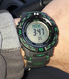 prw s3500..sapphire crystal,carbon fibre insert band...
