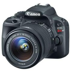 Canon EOS Rebel SL1 DSLR Camera