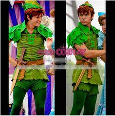 Mochila Impressão dos desenhos animados Peter Pan Sininho
