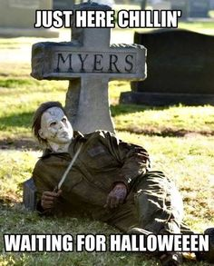 memes michael myers 20 Hot Halloween Funny Pictures and Memes & Part 1 – Funnyfoto & Page 33 Spooky Halloween, Halloween Movies, Scary Movies, Halloween Stuff, Spooky Spooky, Halloween Makeup, Halloween Party, Halloween Pictures, Halloween 2020
