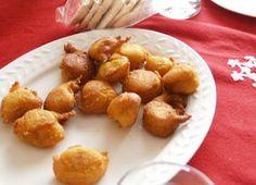 Frituras de harina de maiz...This site has loads of Cuban recipes