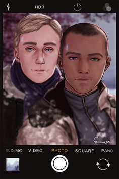 43 Best DBH (Marcus x Simon) images in 2018 | Detroit become